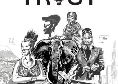 Trust Graphic Novel