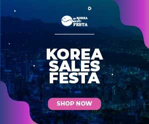 Korea Festa GDN KoreaSaleFesta_300 x 250